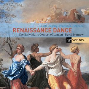CD MUNROW/EARLY MUSIC CONSORT - VERITAS X2-DANSERIES (RENAISSANCE DANCES