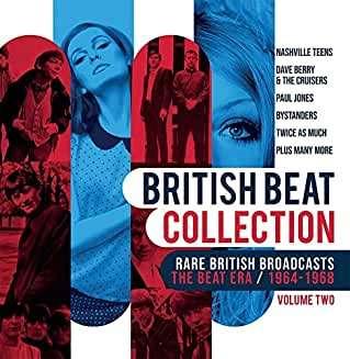 CD V/A - BRITISH BEAT COLLECTION VOL.2