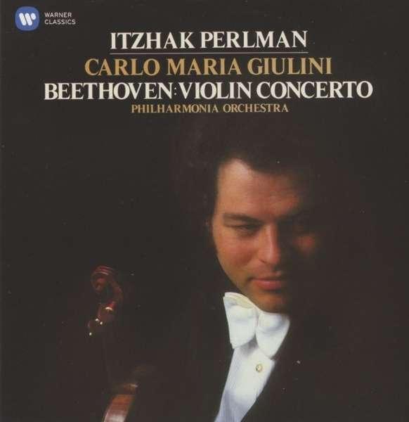 CD PERLMAN/GIULINI/PHILHARMONIA ORCHESTRA - BEETHOVEN: VIOLIN CONCERTOS