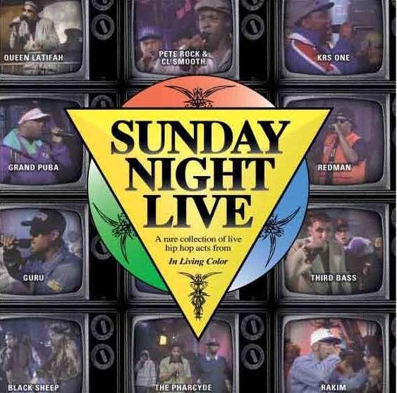 CD V/A - Sunday Night Live