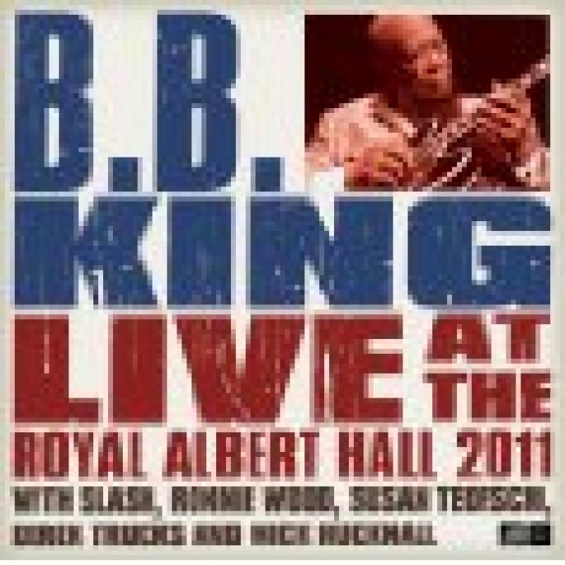 CD KING B.B - BB KING AND FRIENDS LIVE AT THE ROYAL ALBERT HALL