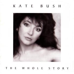 CD BUSH, KATE - WHOLE STORY