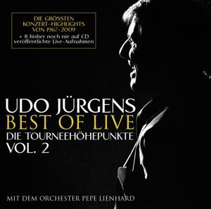 CD JURGENS, UDO - Best of Live - Die Tourneehöhe