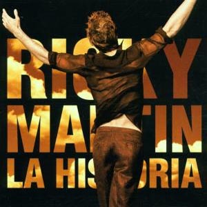 CD MARTIN, RICKY - La Historia
