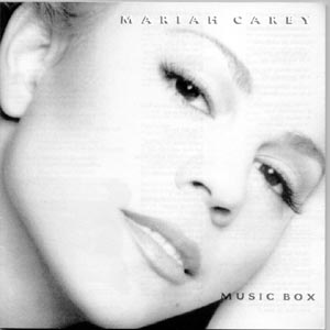 Mariah Carey - CD MUSIC BOX