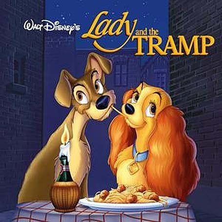 Various - CD THE LADY AND THE TRAMP/OST