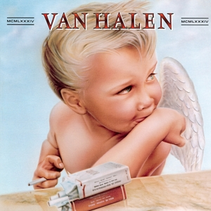 Van Halen - CD 1984
