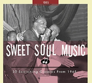 CD V/A - SWEET SOUL MUSIC 1965