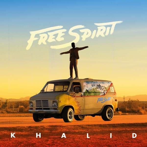Khalid - Vinyl Free Spirit