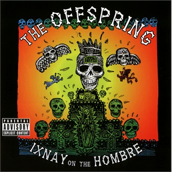 The Offspring - CD IXNAY ON THE HOMBRE
