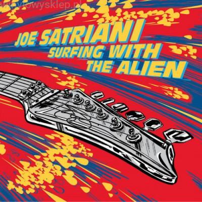 Vinyl SATRIANI, JOE - Surfing With The Alien (Deluxe