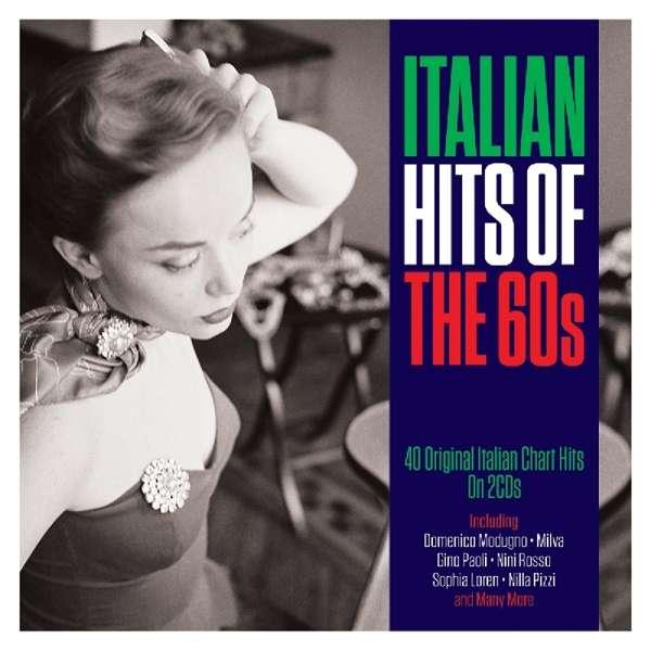 CD V/A - ITALIAN HITS OF THE 60S