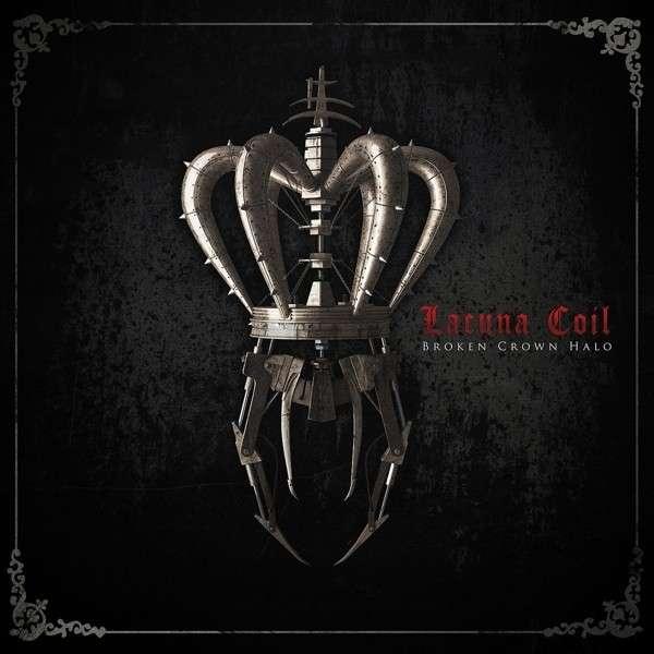 CD Lacuna Coil - Broken Crown Halo