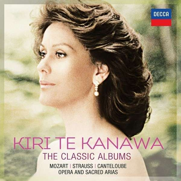 CD TE KANAWA KIRI - THE CLASSIC ALBUM