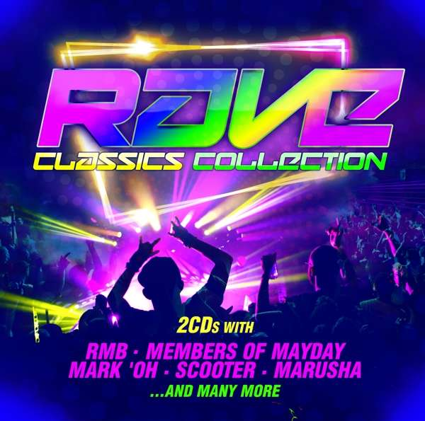 CD V/A - RAVE CLASSICS COLLECTION