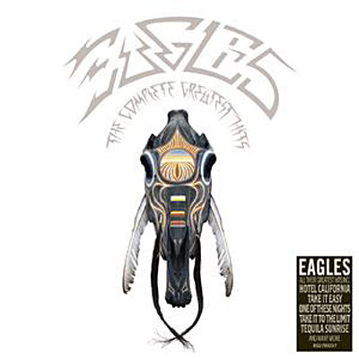 CD EAGLES, THE - THE COMPLETE GREATEST HITS