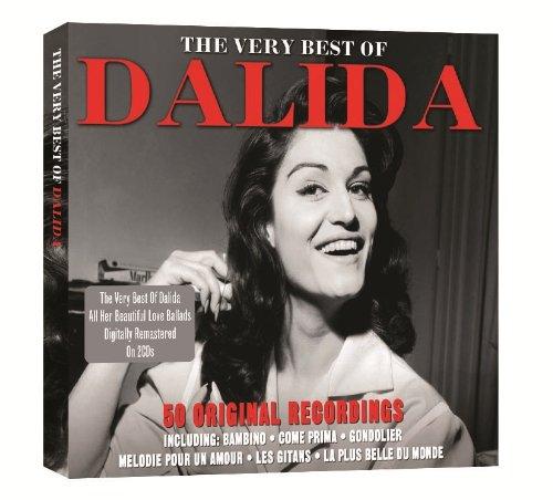 CD DALIDA - VERY BEST OF