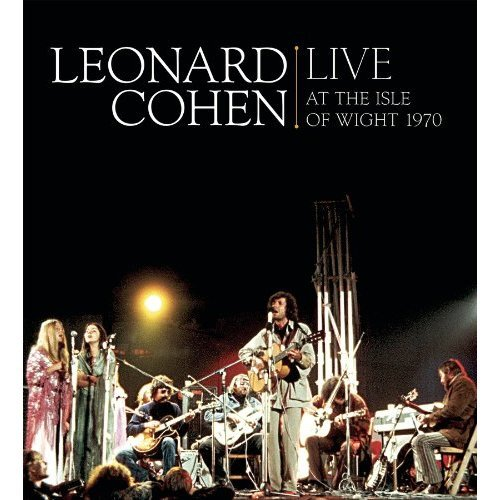 CD Cohen, Leonard - Live At Isle of Wight 1970