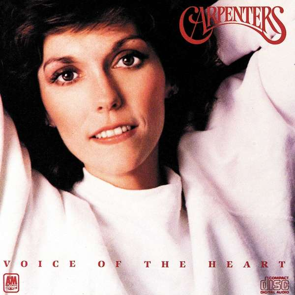 Vinyl CARPENTERS - VOICE OF THE HEART