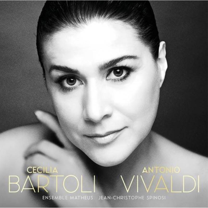 CD BARTOLI CECILIA - ANTONIO VIVALDI