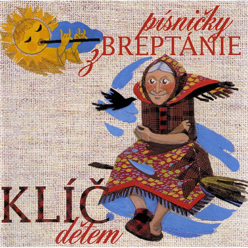 CD KLIC - PISNICKY Z BREPTANIE