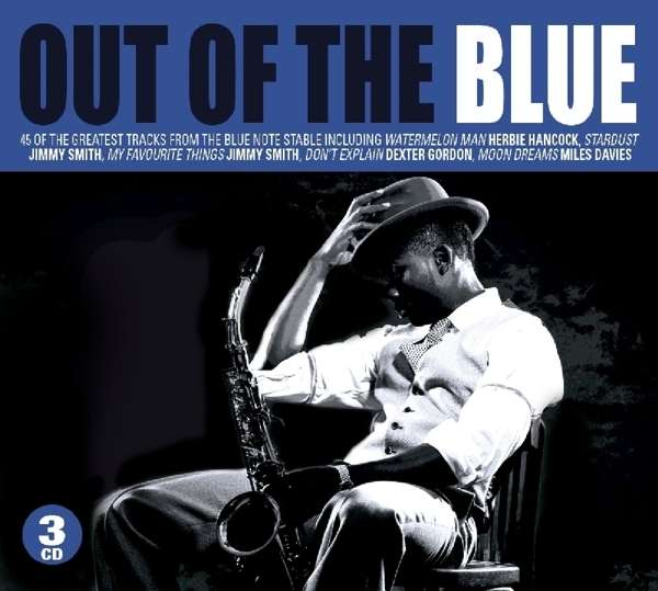 CD V/A - OUT OF THE BLUE