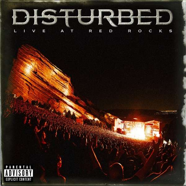 DISTURBED - CD LIVE AT RED ROCKS