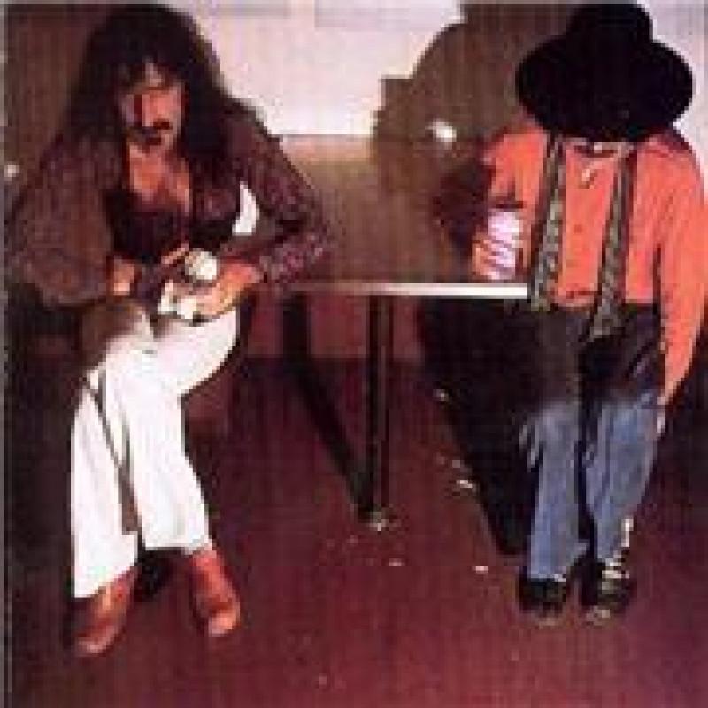 Frank Zappa - CD BONGO FURY
