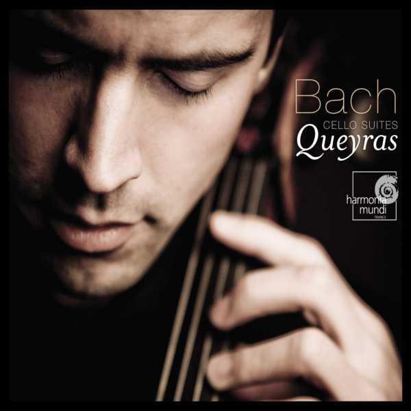 CD BACH, J.S. - CELLO SUITES
