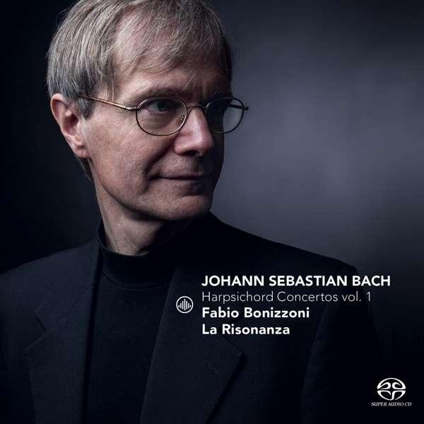 CD BACH, J.S. - HARPSICHORD CONCERTOS VOL.1