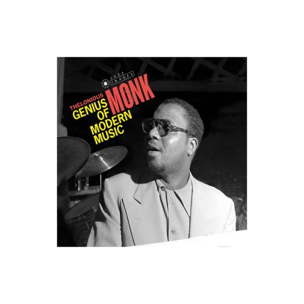 CD MONK, THELONIOUS - GENIUS OF MODERN MUSIC