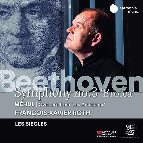 CD LES SIECLES / FRANCOIS-XA - BEETHOVEN SYMPHONY NO.3 EROICA