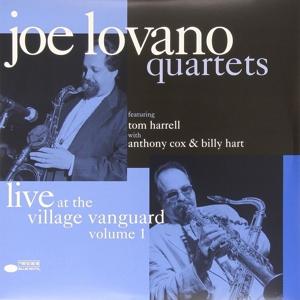 Vinyl LOVANO JOE - QUARTETS: LIVE AT THE