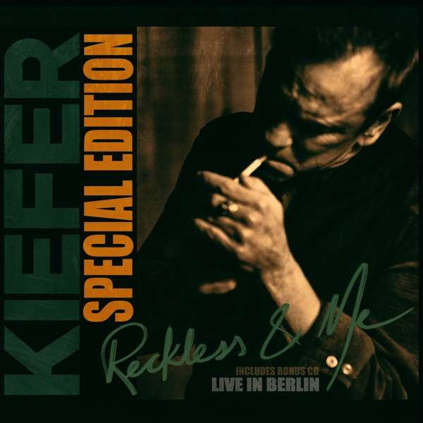 CD SUTHERLAND, KIEFER - RECKLESS & ME (SPECIAL EDITION)
