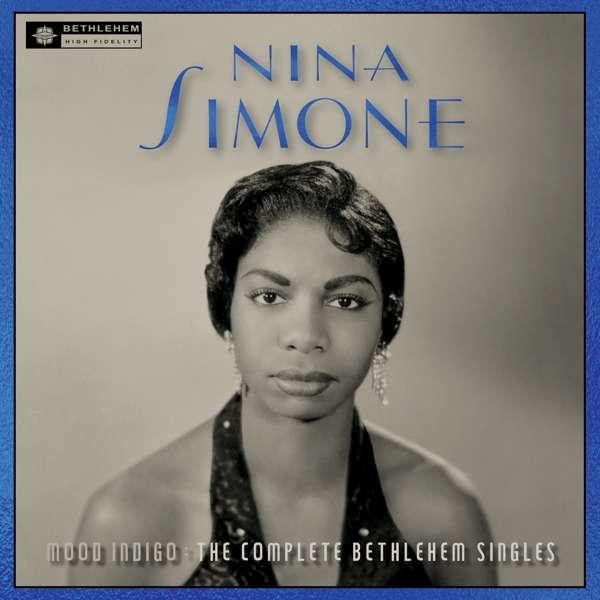 CD SIMONE, NINA - MOOD INDIGO: THE COMPLETE BETHLEHEM SINGLES