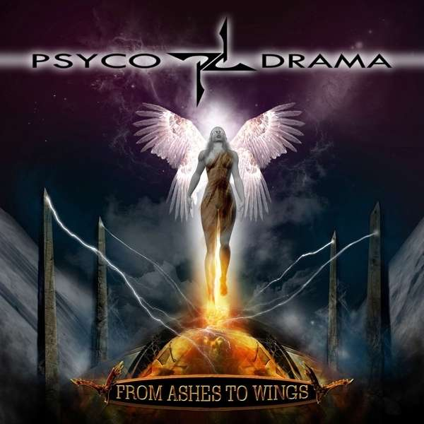 CD PSYCO DRAMA - FROM ASHES TO WINGS