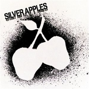 CD SILVER APPLES - SILVER APPLES/CONTACT