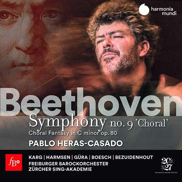 CD BEETHOVEN, L. VAN - SYMPHONY NO.9 'CHORAL'