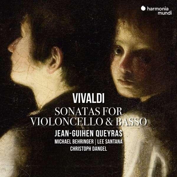 CD VIVALDI, A. - SONATAS FOR VIOLONCELLO & BASSO