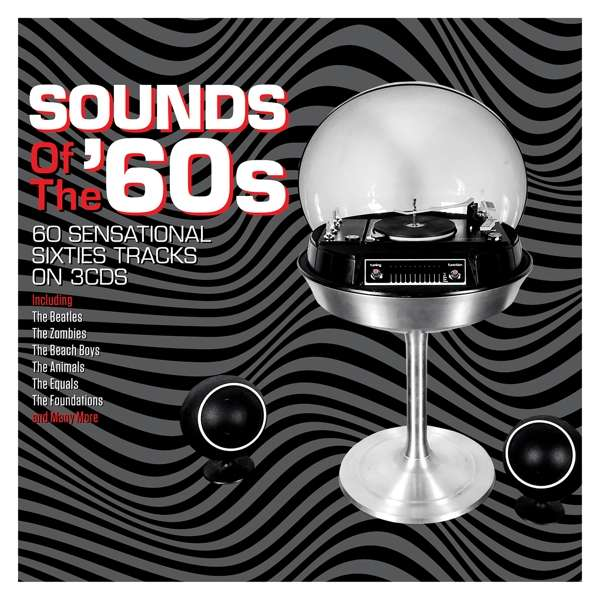 CD V/A - SOUNDS OF THE 60S