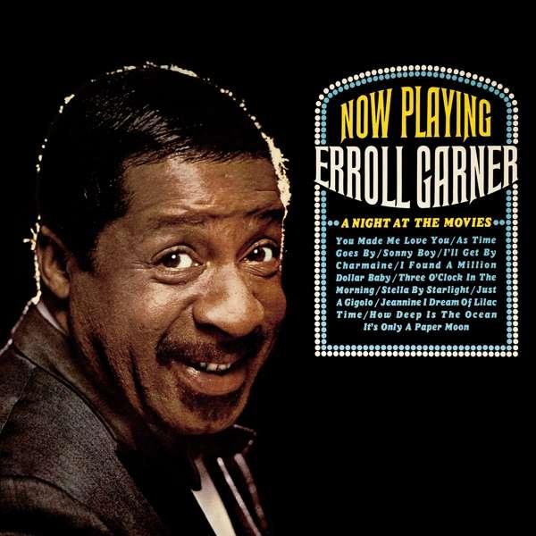 CD GARNER, ERROLL - A NIGHT AT THE MOVIES