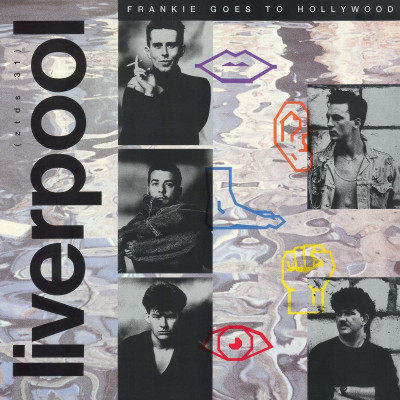 Frankie Goes to Hollywood - CD LIVERPOOL