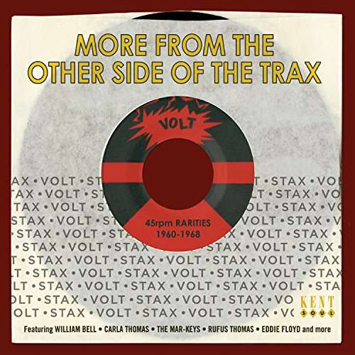 CD V/A - MORE FROM THE OTHER SIDE OF THE TRAX