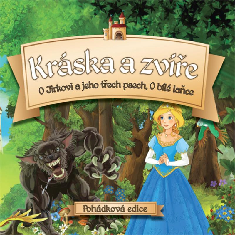 CD RUZNI/POHADKY - KRASKA A ZVIRE