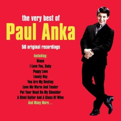 CD ANKA, PAUL - VERY BEST OF -2CD-