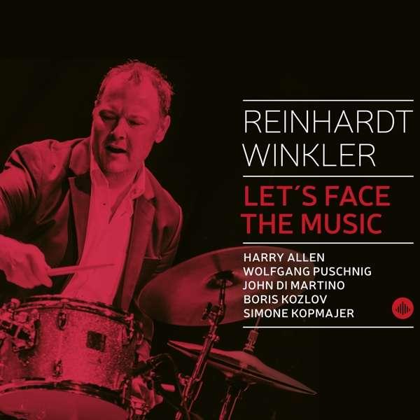 CD WINKLER, REINHARDT - LET'S FACE THE MUSIC