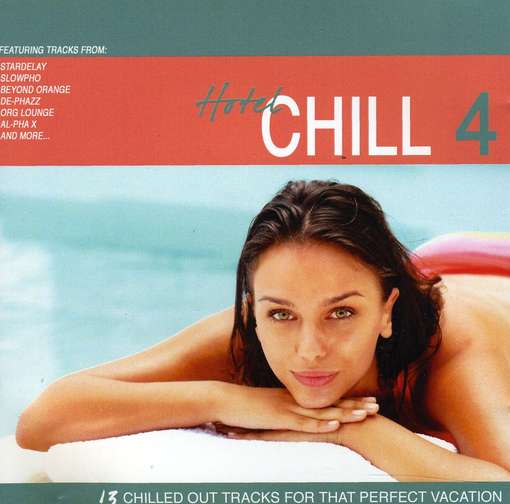 CD V/A - HOTEL CHILL 4