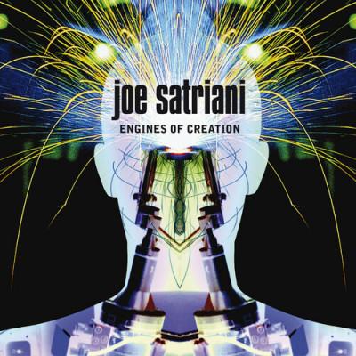 CD SATRIANI, JOE - ENGINES OF CREATION