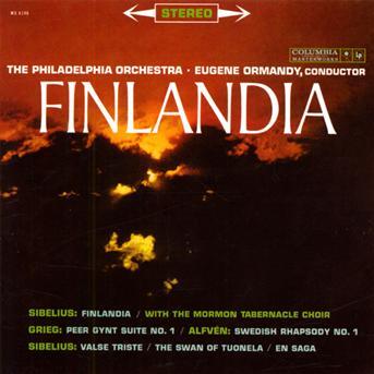 CD SIBELIUS, J. - Finlandia
