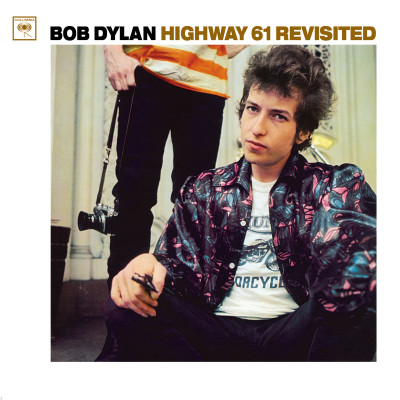 CD Dylan, Bob - Highway 61 Revisited